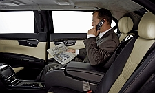 Chauffeur driven Limo Service