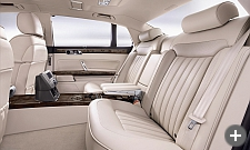 First-Class Limousine rental