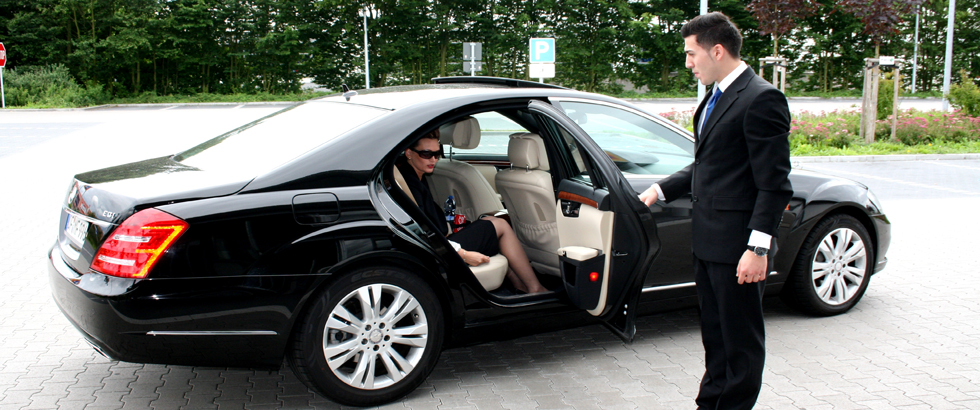 Услуги личного шофера в Германии